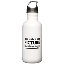 Take a PICTURE it will last longer Water Bottle