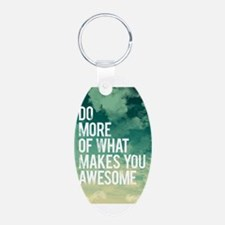 Do more Awesome Keychains