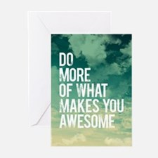 Do more Awesome Greeting Cards