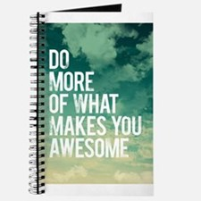 Do more Awesome Journal