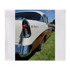 Chevrolet Old Throw Blanket