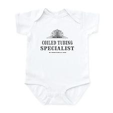 Coiled Tubing Spst. Infant Bodysuit
