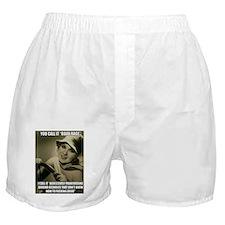 Aggressive Maneuver Boxer Shorts