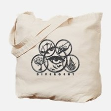 Cute Divergentthemovie Tote Bag