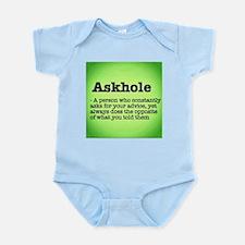 ASkhole Body Suit