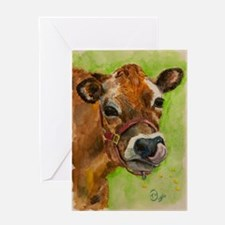 Mooooo Greeting Card