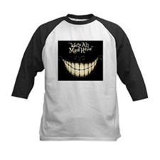 Were All Mad Here Baseball Jersey