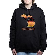 Cool Geography Women's Hooded Sweatshirt