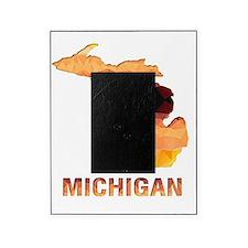 Cute State of michigan Picture Frame