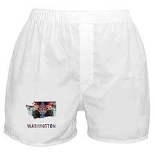 Unique Map Boxer Shorts