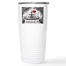 I love savannah Ga Travel Mug