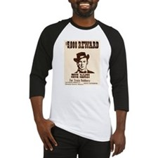Wanted Jesse James Baseball Jersey