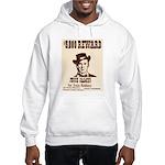 Wanted Jesse James Hooded Sweatshirt
