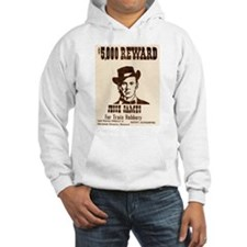 Wanted Jesse James Hoodie