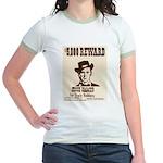 Wanted Jesse James Jr. Ringer T-Shirt