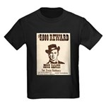Wanted Jesse James Kids Dark T-Shirt