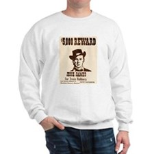 Wanted Jesse James Sweatshirt