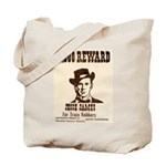 Wanted Jesse James Tote Bag