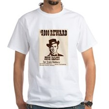 Wanted Jesse James Shirt
