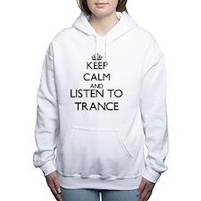 Musical genres Women's Hooded Sweatshirt