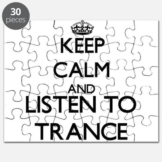 Unique Trance Puzzle