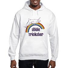 Little Trickster - Shark on a Ra Hoodie