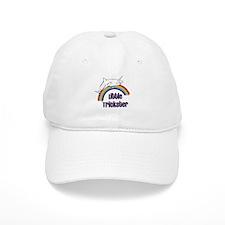 Little Trickster - Shark on a Rainbow Baseball Cap