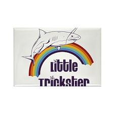 Little Trickster - Shar Rectangle Magnet (10 pack)