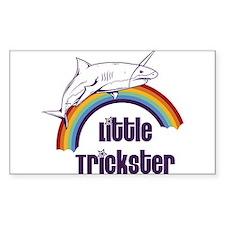 Little Trickster - Shark on a Decal
