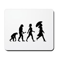 Umbrella Evolution Mousepad