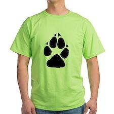 paw print T-Shirt