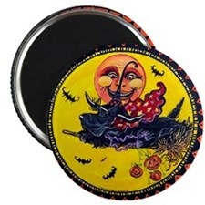 Scottie Witchery Magnet