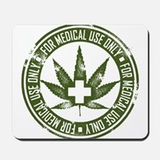 MMJ use only Mousepad
