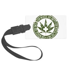 MMJ use only Luggage Tag
