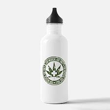 MMJ use only Water Bottle