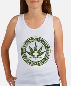 MMJ use only Tank Top
