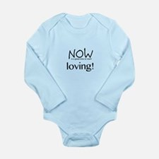 Now Is The Time To Start Loving! Body Suit
