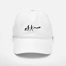Scuba Diver Evolution Baseball Baseball Baseball Cap
