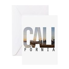 CALIfornia Greeting Cards