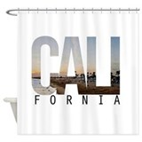 Cali Shower Curtains