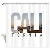 California Shower Curtains