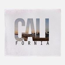 CALIfornia Throw Blanket