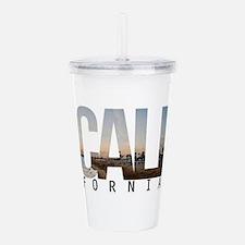 CALIfornia Acrylic Double-wall Tumbler
