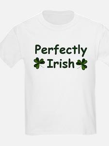 Perfectly Irish Kids T-Shirt