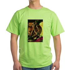saris_12x18 T-Shirt
