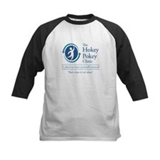 The Hokey Pokey Clinic Baseball Jersey