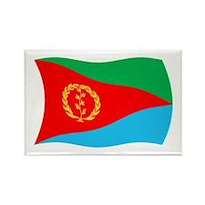 Eritrea Flag 2 Rectangle Magnet (100 pack)