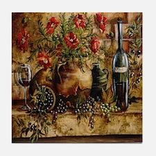 Vino Di Italia Tile Coaster