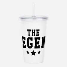 The Legend Acrylic Double-wall Tumbler