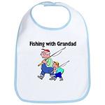 Fishing w/Grandad 2 Bib